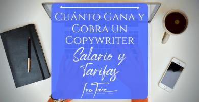 cuanto gana un copywriter